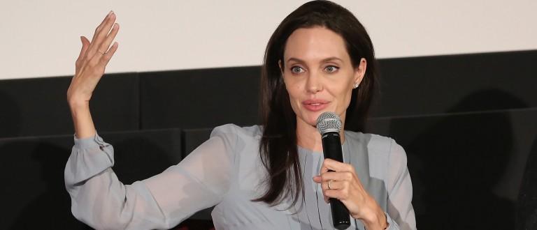 Angelina Jolie on Donald Trump Muslims