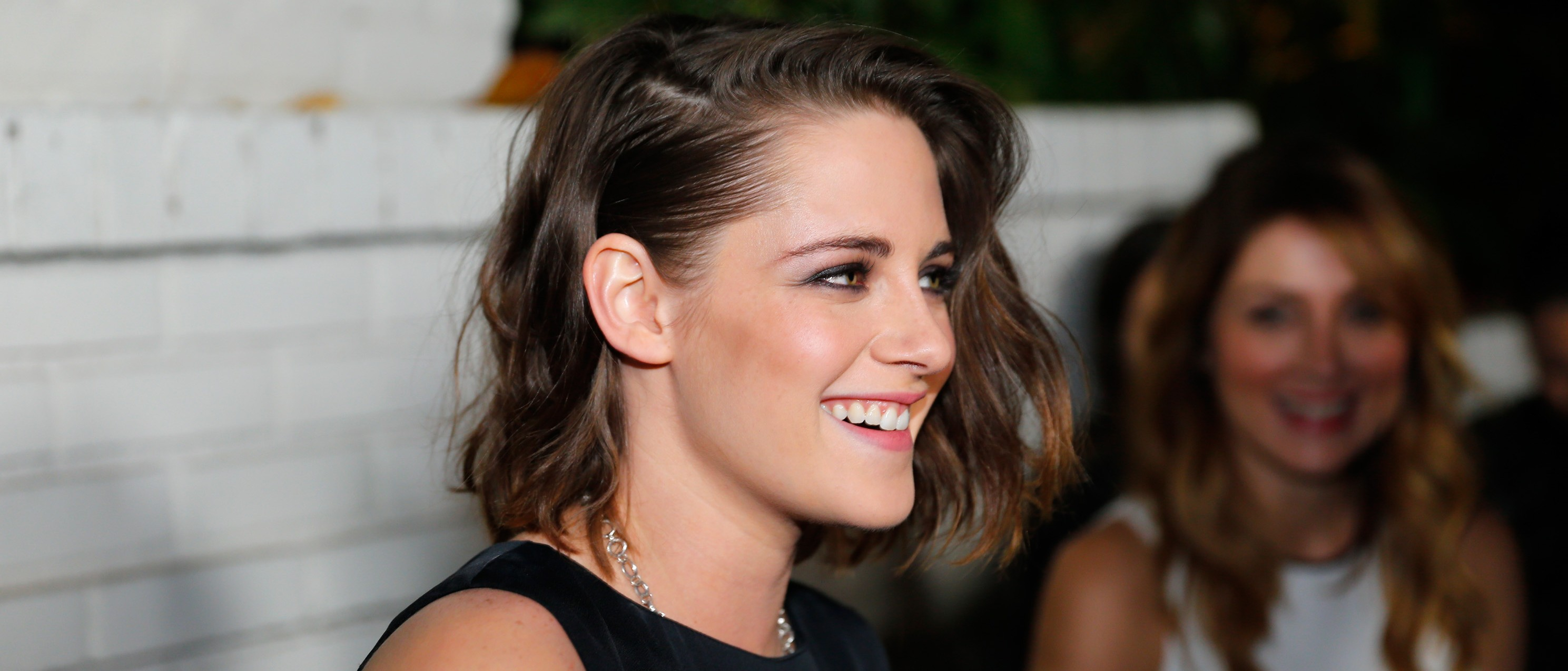 LOS ANGELES, CA - JANUARY 12: Actress Kristen Stewart attends the inaugural Image Maker Awards hosted by Marie Claire at Chateau Marmont on January 12, 2016 in Los Angeles, California. (Photo by Rich Polk/Getty Images for Marie Claire)