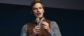 Chris Pratt Memorial Day speech