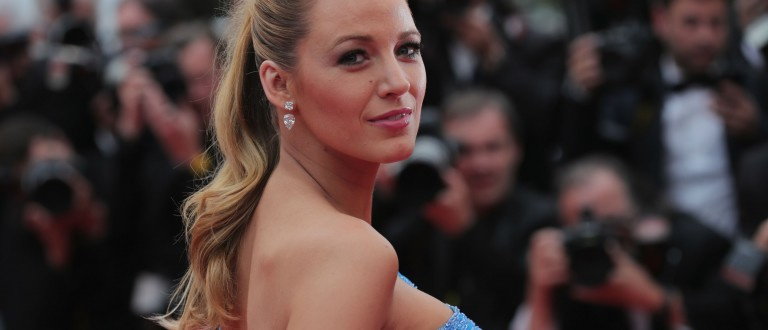 Blake Lively posts photo of her butt