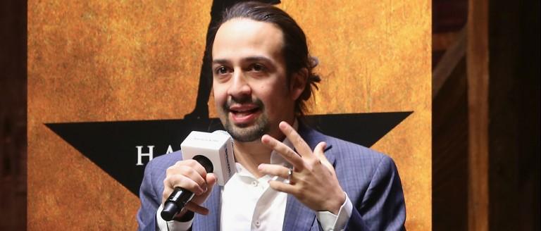 Lin-Manuel Miranda on Hamilton