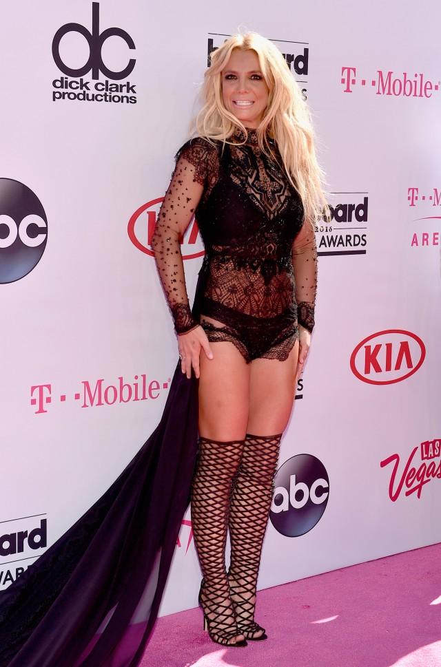 Britney Spears underwear
