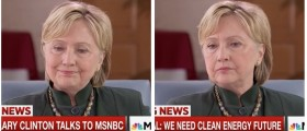 Haggard Hillary: 'I Have Absolutely No Personal Feeling Of Concern About Me' [VIDEO]