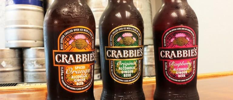 Crabbie's Ginger Beer Review (Credit: Katie Frates)