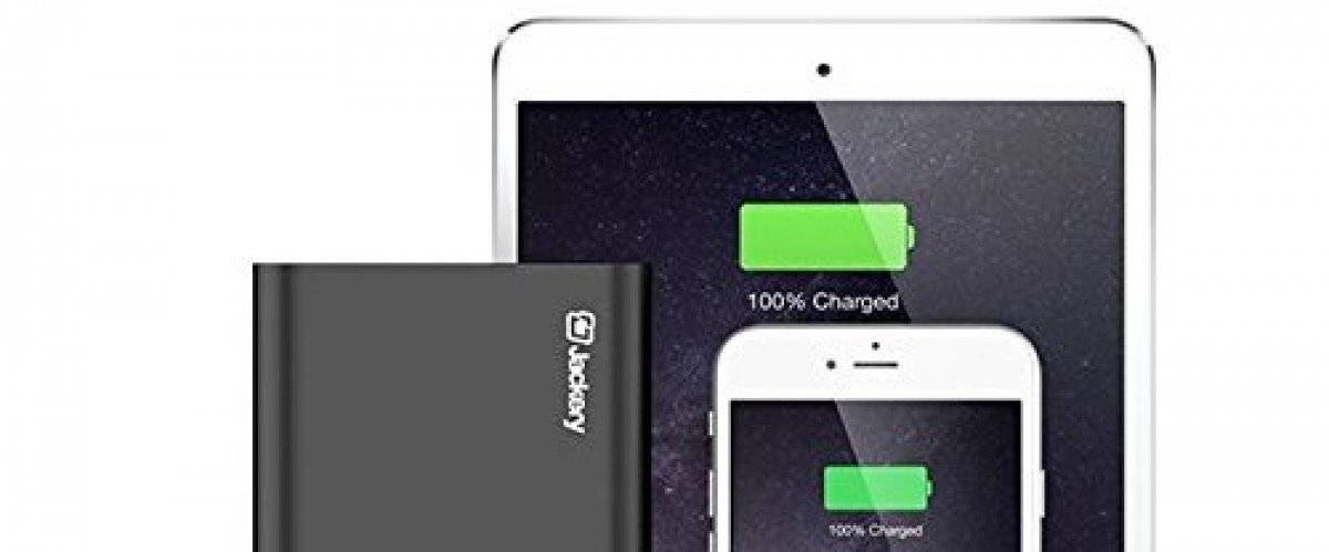 Jackery is the #1 producer of portable chargers (Photo via Amazon)