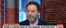 Joel Benenson, Screen Shot CNN, 5-5-2016