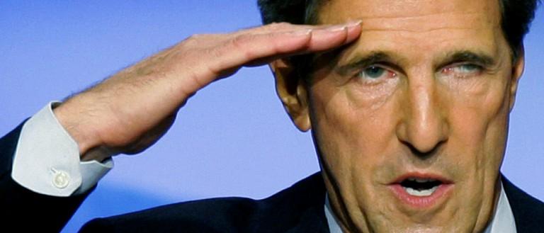 John Kerry Reuters/Gary Hershorn