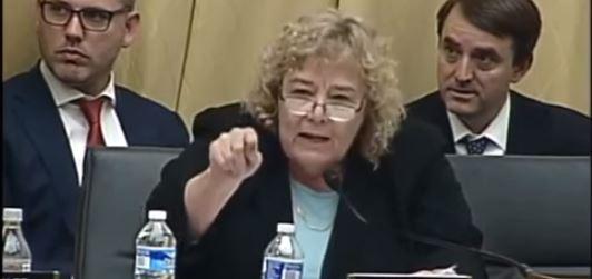 Rep. Zoe Lofgren (D-CA)
