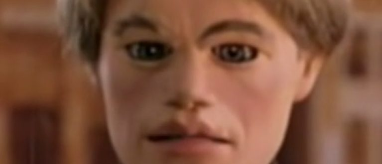 Matt Damon in Team America YouTube screenshot Crusader Chan