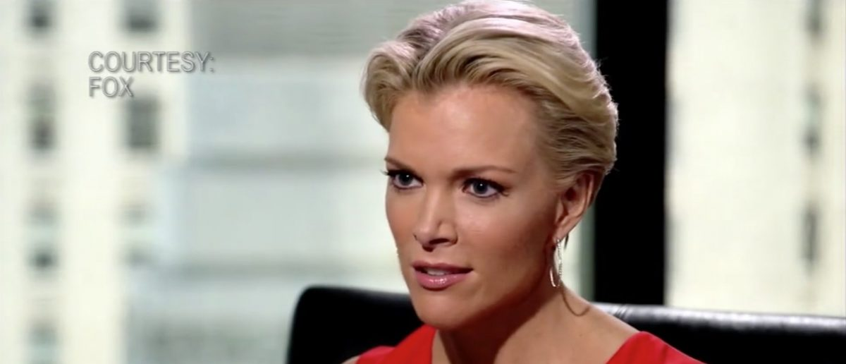 Megyn Kelly, Screen Shot ABC, 5-9-2016