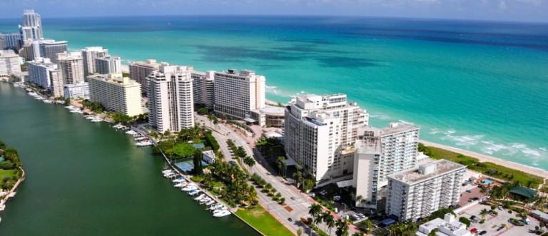 Miami. Credit: Richard Cavalleri/Shutterstock.