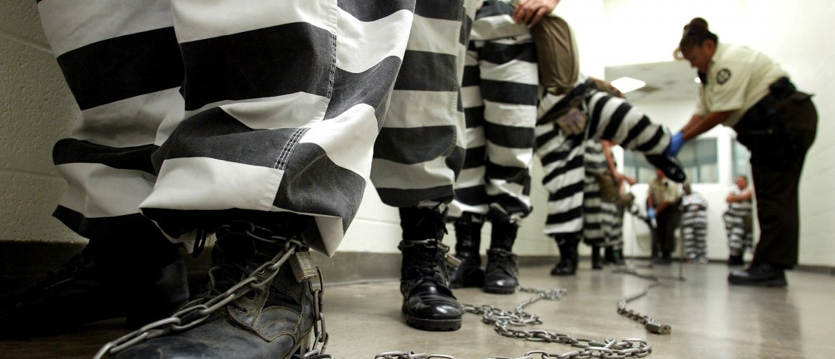 Maricopa County female inmates (REUTERS/Shannon Stapleton) SS - RTR5Y7H