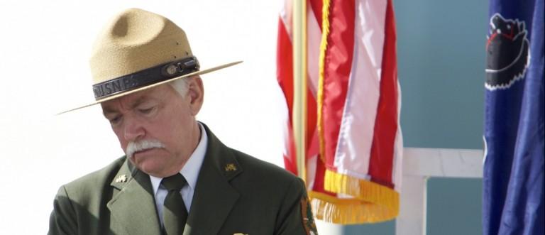 National Park Service Director Jonathan Jarvis REUTERS/Mark Makela