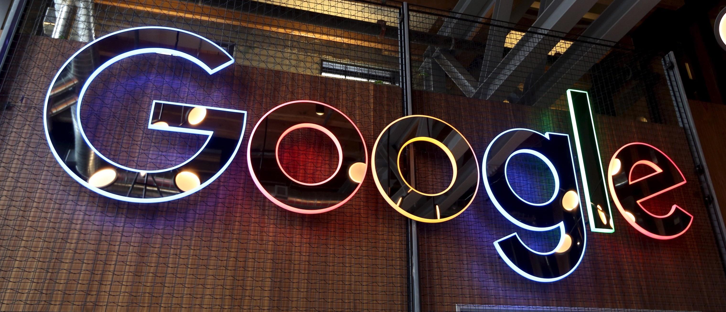 Google headquarters (Reuters Pictures)