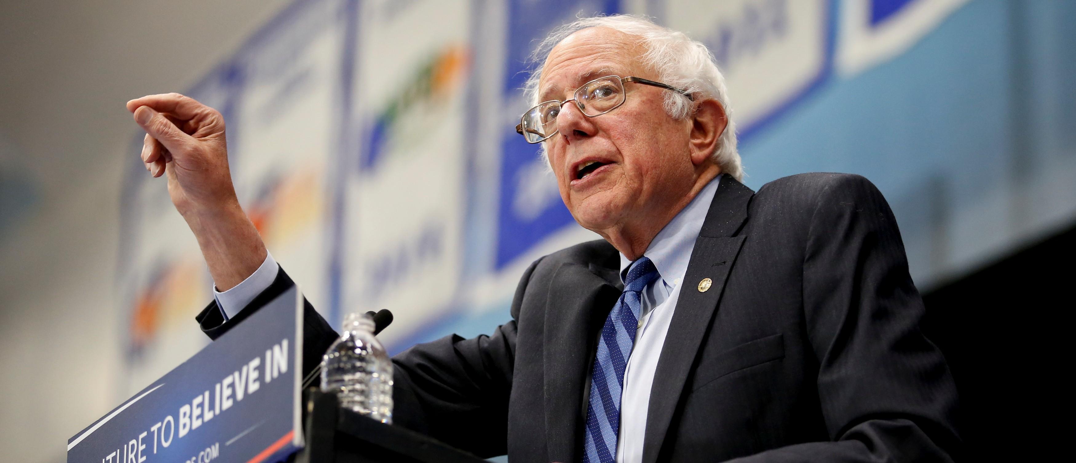 Bernie Sanders (Reuters Pictures)