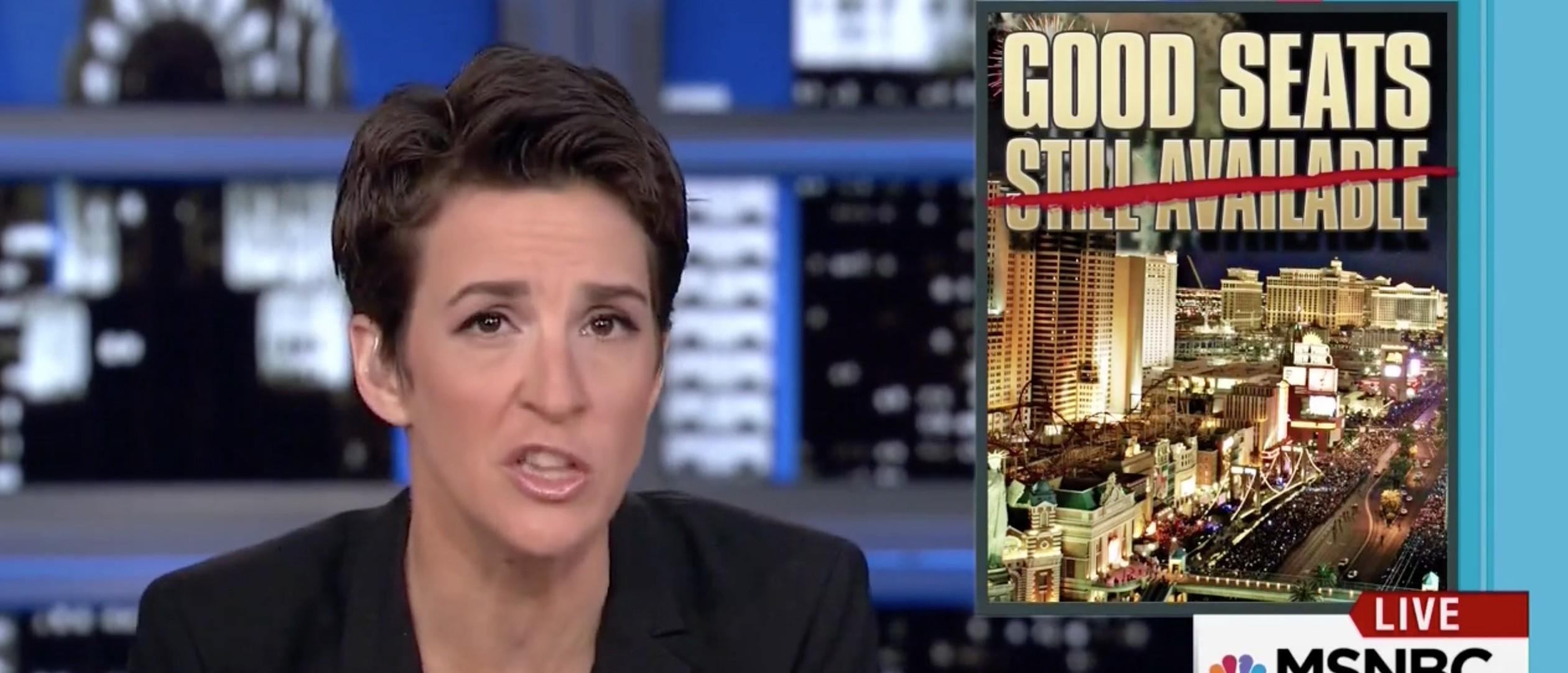 Rachel Maddow, Screen Shot MSNBC, 5-16-2016