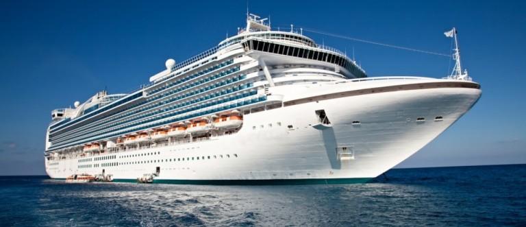 Cruise ship. Credit: Ruth Peterkin/Shutterstock.