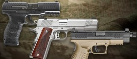 2016 New Guns: Handguns