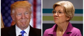 Trump's Indiana Win Sends Elizabeth Warren Into Twitter Meltdown