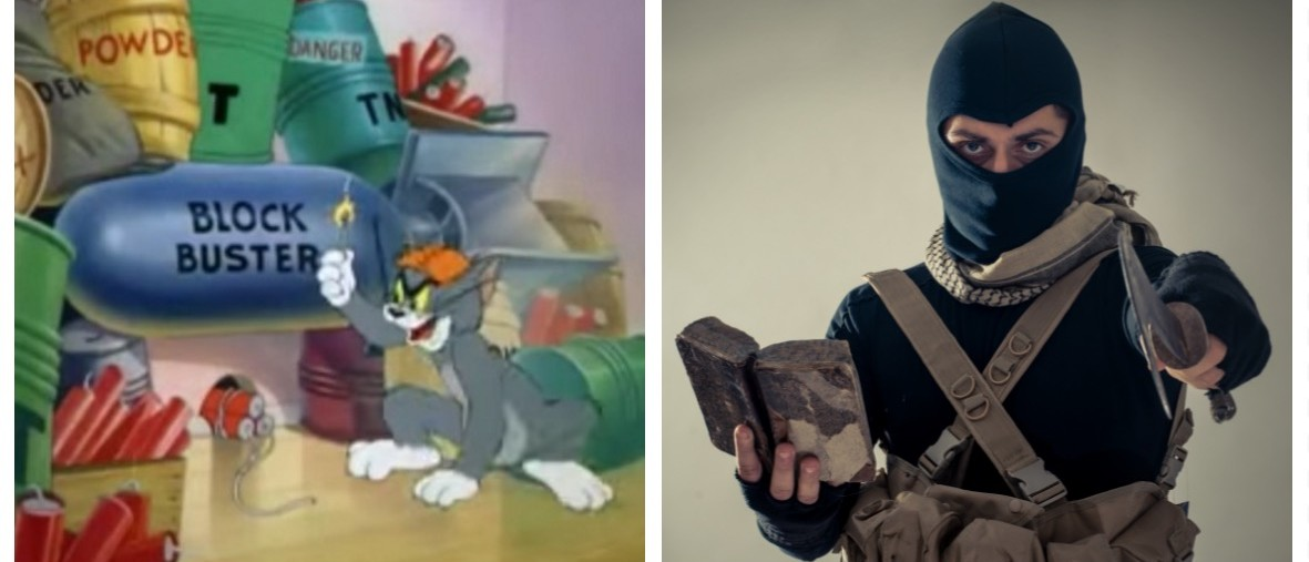 Egyptian official says Tom & Jerry is responsible for Middle East violence (YouTube/Shutterstock)