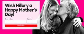 Hillary Clinton Fundraising Email