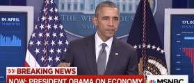 Obama: If Republicans Would Just Use 'Common Sense,' We Could Fix The Economy (MSNBC)