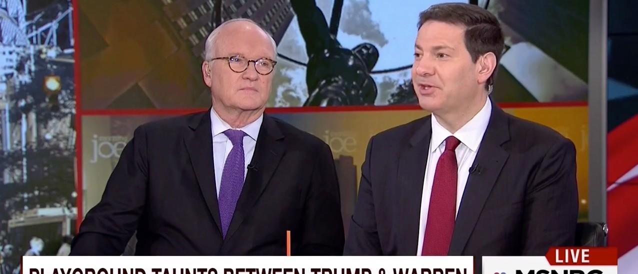 Mark Halperin on Morning Joe (MSNBC)