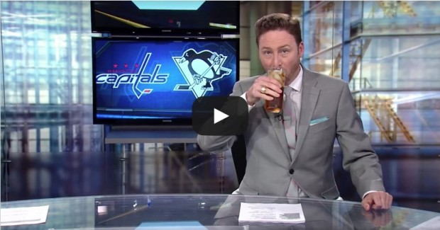 Michael Jenkins Drinks On-Air Over Caps Loss | The Daily ...