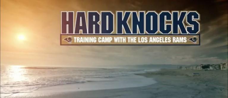 Hard Knocks (Credit: Screenshot/Twitter Video NFL)