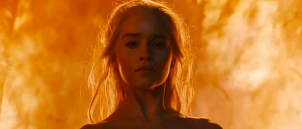 "Khaleesi on ""Game of Thrones"""