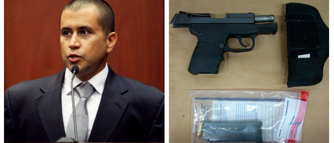 You Won't Believe How Much George Zimmerman Got For The Gun That Killed Trayvon (Reuters Pictures)