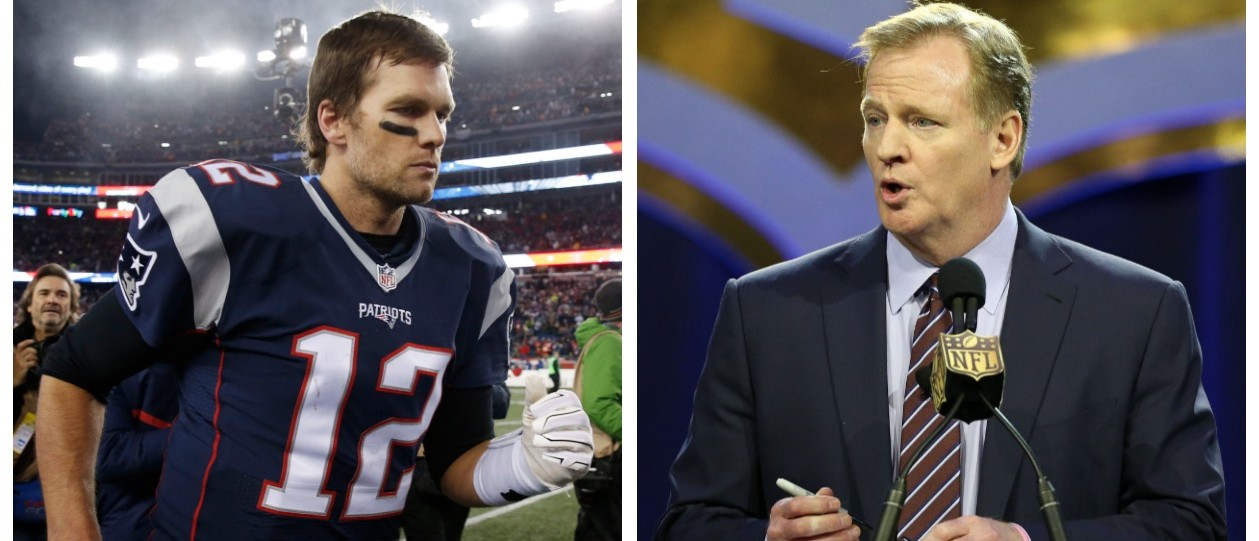 Tom Brady Appeals Deflategate Suspension ... Again (Reuters Pictures)