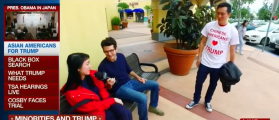 Watch How A MSNBC Reporter Shames An Asian Trump Supporter
