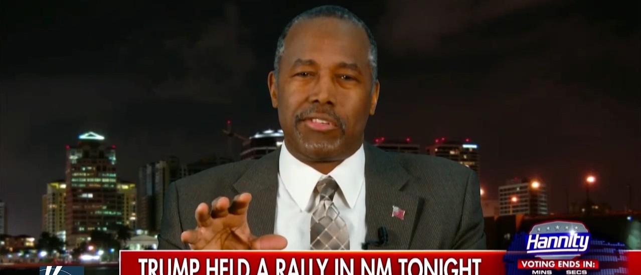 Ben Carson (Fox News, via YouTube)
