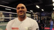 Tyson Fury (iFLTV YouTube)
