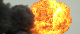 Explosions Rock Fort Worth Texas Chemical Plant. (Shuttershock: David Bailey)