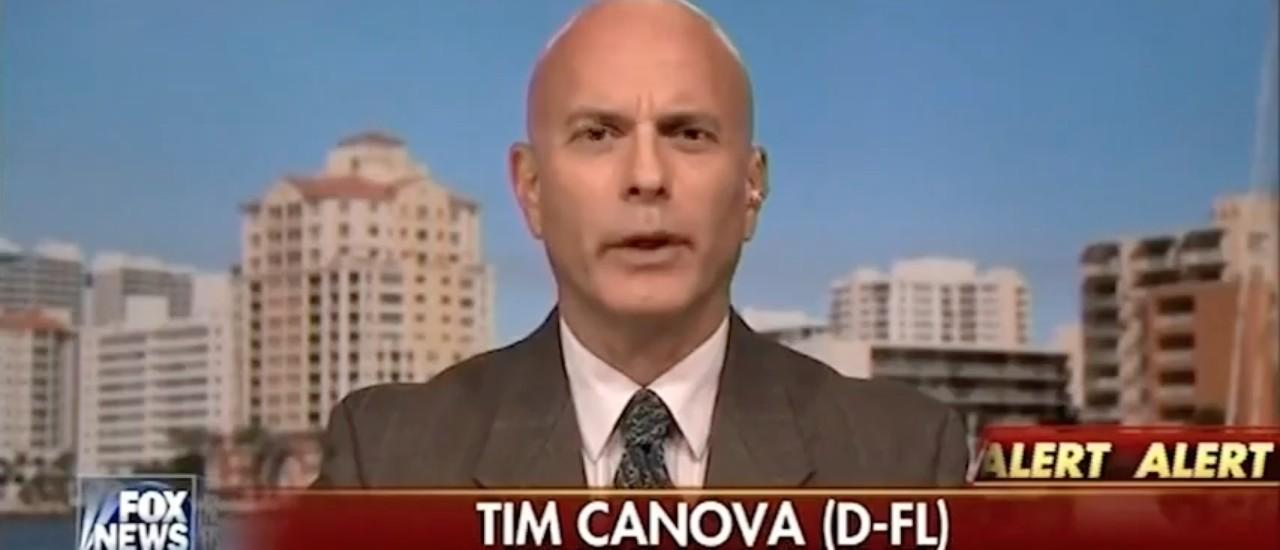 Tim Canova Florida Congressional Candidate