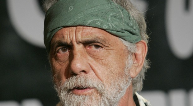 Comedian Tommy Chong (photo:Reuters/Fred Prouser)