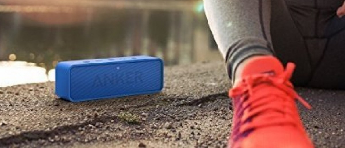 This Anker Bluetooth Speaker is only $30 (Photo via Amazon)