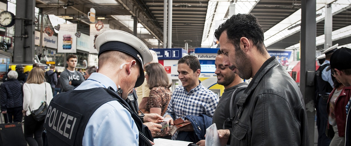 Refugees in Germany (Shutterstock)