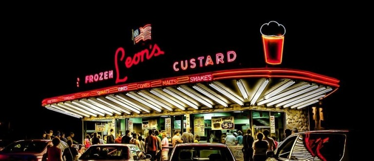 Leon's Custard Shop (Facebook)