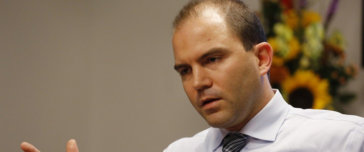 Ben Rhodes, assistant to the President and Deputy National Security Advisor for Strategic Communications at the White House, answers a question during the Reuters Washington Summit in Washington, October 24, 2013. REUTERS/Jim Bourg.
