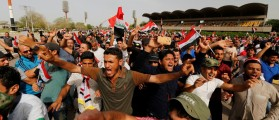 Radical Iraqi Cleric Attempts To Overthrow Government