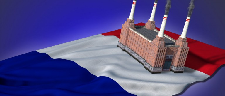 National heavy industry concept - French theme Shuttershock.com/m3ron