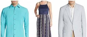 Saks apparel is on sale (Photos via Saks OFF Fifth)