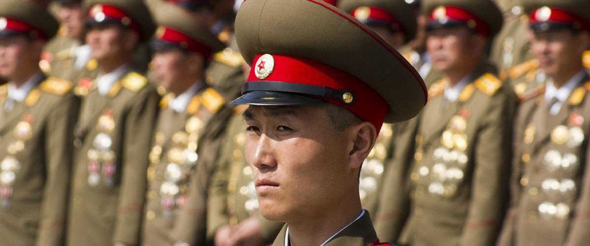 North Korean Soldier (Shutterstock)