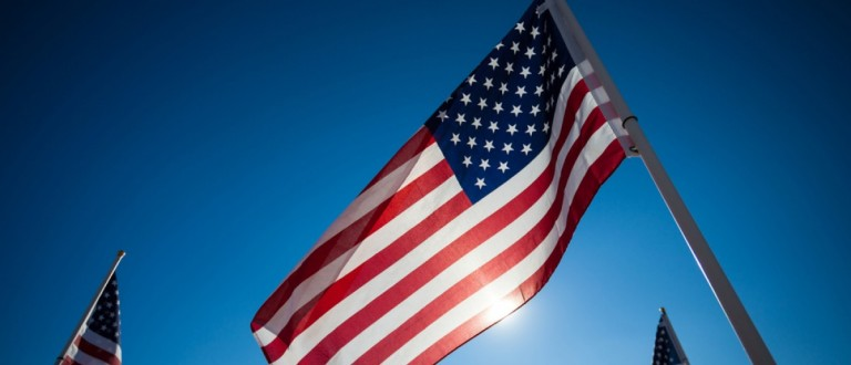 Annin American flags are on sale today for the Fourth (Credit: Shutterstock)