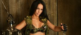 Celebrate Memorial Day Weekend With These Gorgeous Women In Uniform [SLIDESHOW]