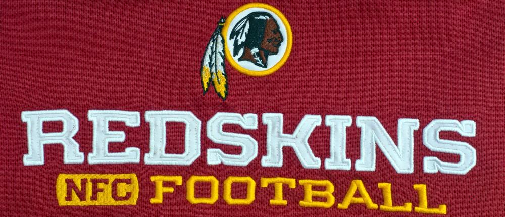 Washington Redskins (Shutterstock)