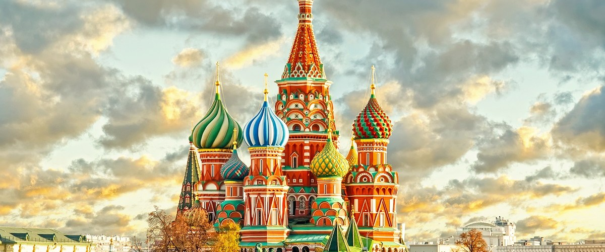 Moscow (Shutterstock)